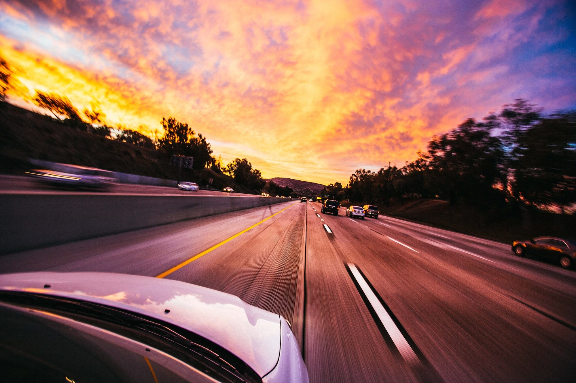 Lane Changing Liability: Who is at Fault?