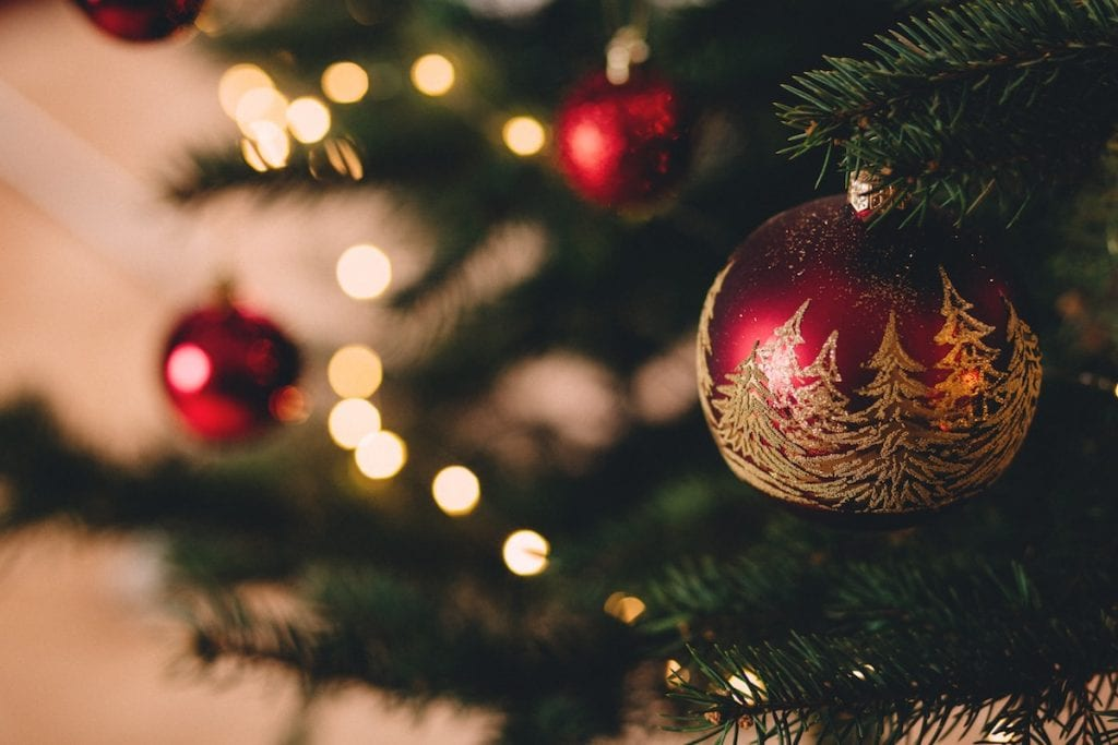 Christmas Tree Fires and Holiday Accidents