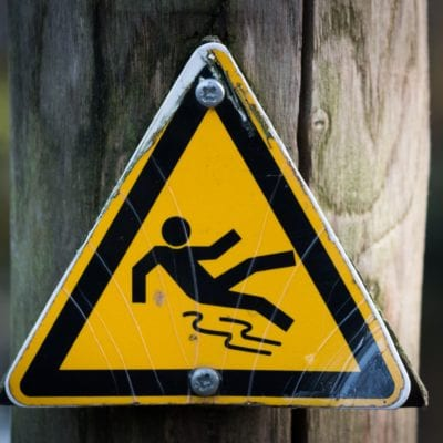 Slip and Fall Claim
