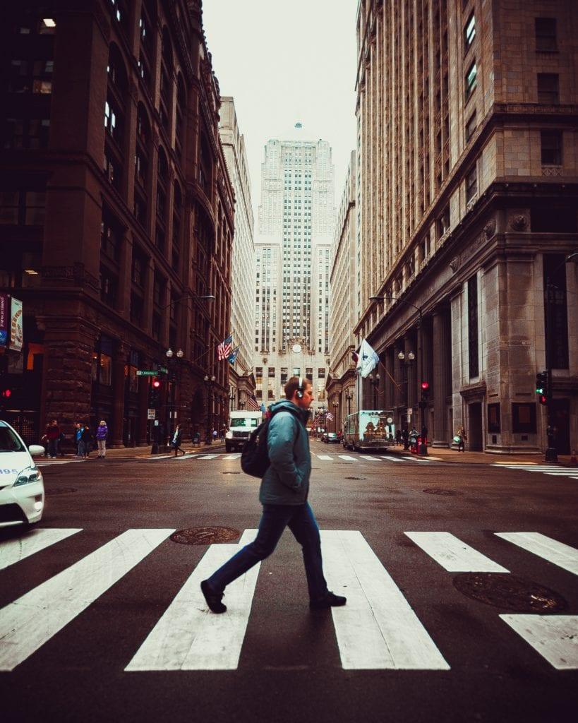 Pedestrian Deaths at an All Time High