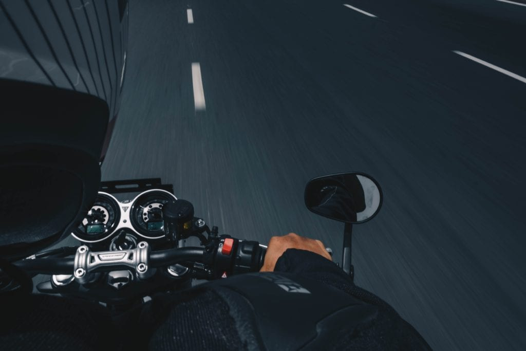 lower extremity injuries caused by motorcycle accident